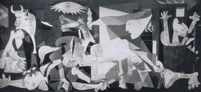 Guernica di Pablo Picasso 1937